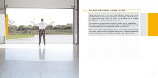 Imagebroschüre Hightech Itzehoe